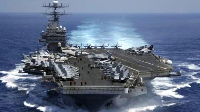"""媒体:国产航母海试 但与美军的差距是""""世纪规"""