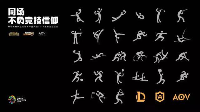 有排面!英雄联盟等六项入亚运电子体育项目,其中五个是……