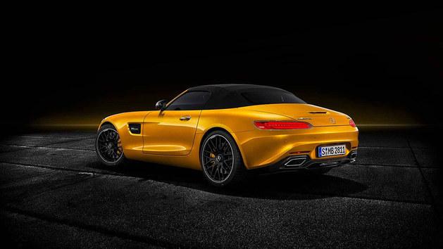 AMG GT S Roadster官图发布 3.8秒破百