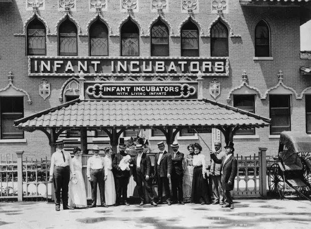 曾经,全美唯一的早产儿救助中心,是游乐园的
