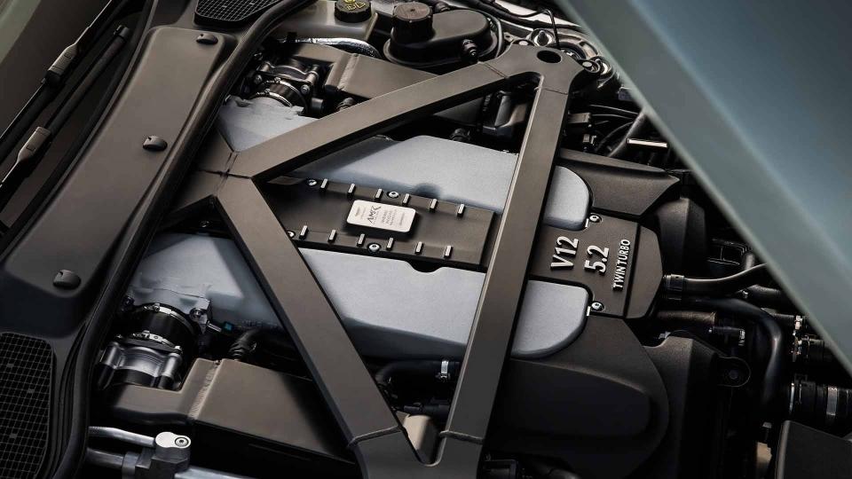 阿斯顿马丁DB11 AMR正式发布