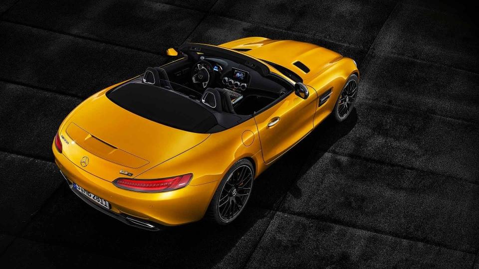 AMG GT S Roadster正式加入敞篷跑车阵列