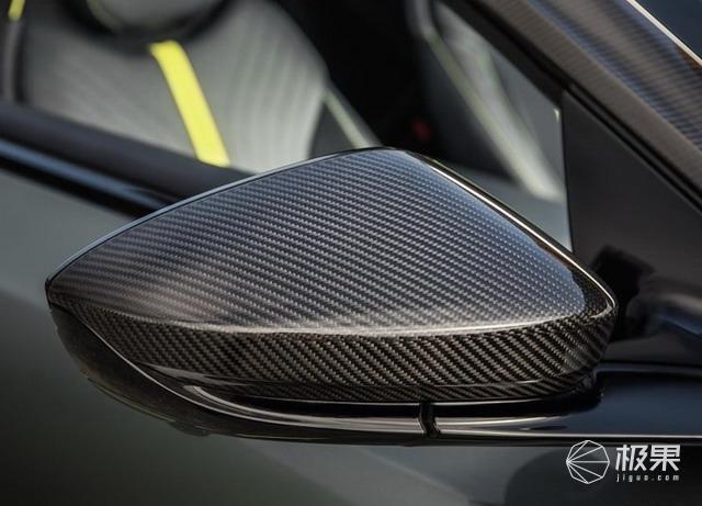 阿斯顿马丁新车:外观更加运动,百公里加速3.7秒