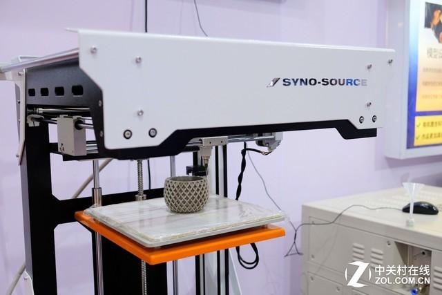 用3D打印做陶艺 不再是手工玩泥巴的事