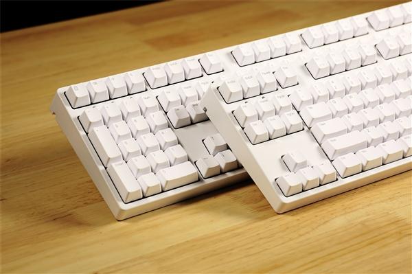 ikbc左手键盘L108/L87图赏:简约优雅