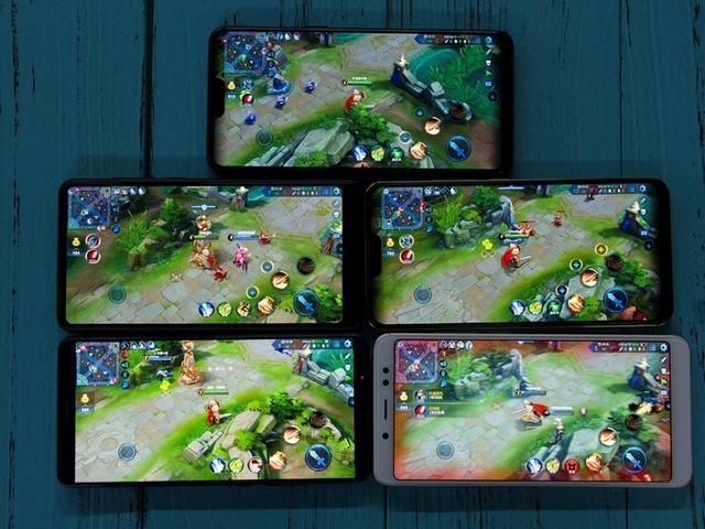 """5部手机做实验 王者荣耀""""负优化""""?不存在"""