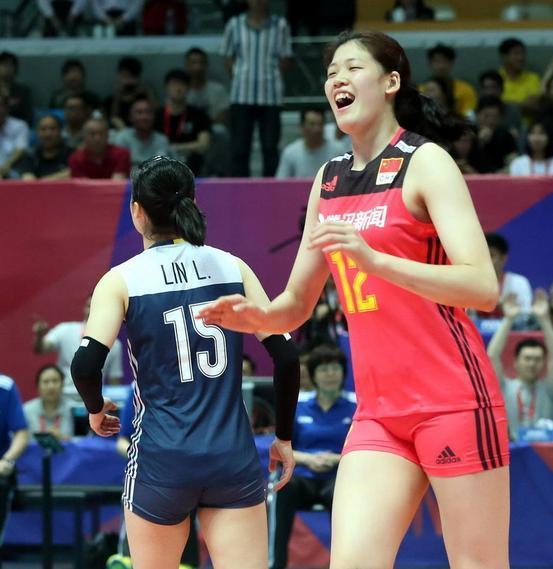 女排首秀得分王李盈莹并非最抢眼 未来郎平需要快枪手非她莫属