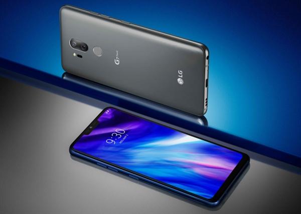 无刘海版G7?LG V35来了:2K OLED屏+骁龙845