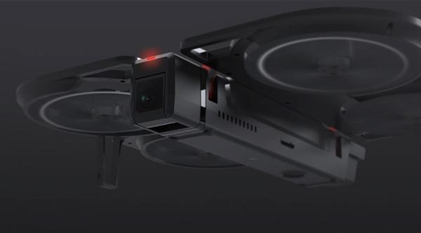 899元!小米众筹上架逗映科技iDol四轴无人机:支持AI手势