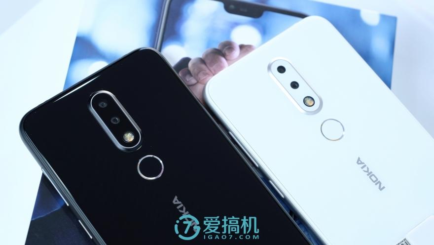 千元刘海屏 诺基亚X6上手体验