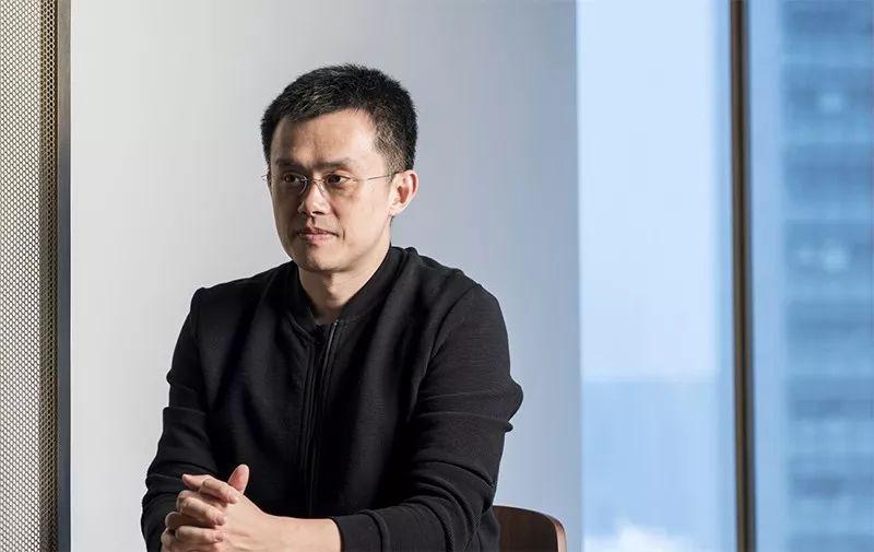 赵长鹏在少见的一次采访中说:「加密让全世界
