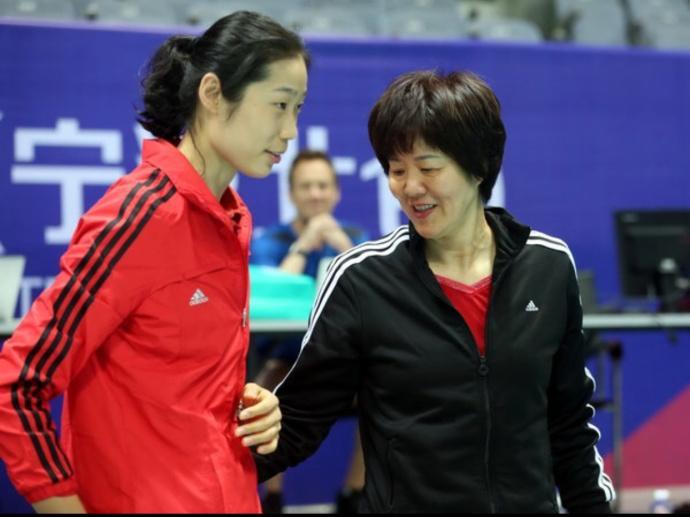 朱婷揭秘郎平安排秘密任务 中国女排队长宣布最怕一件事