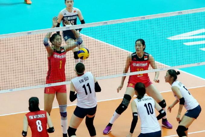 中国女排惨败仅一人能昂首离开 只有她还像一位奥运冠军