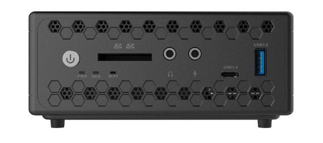 索泰发布无风扇迷你电脑 配备英特尔N4100