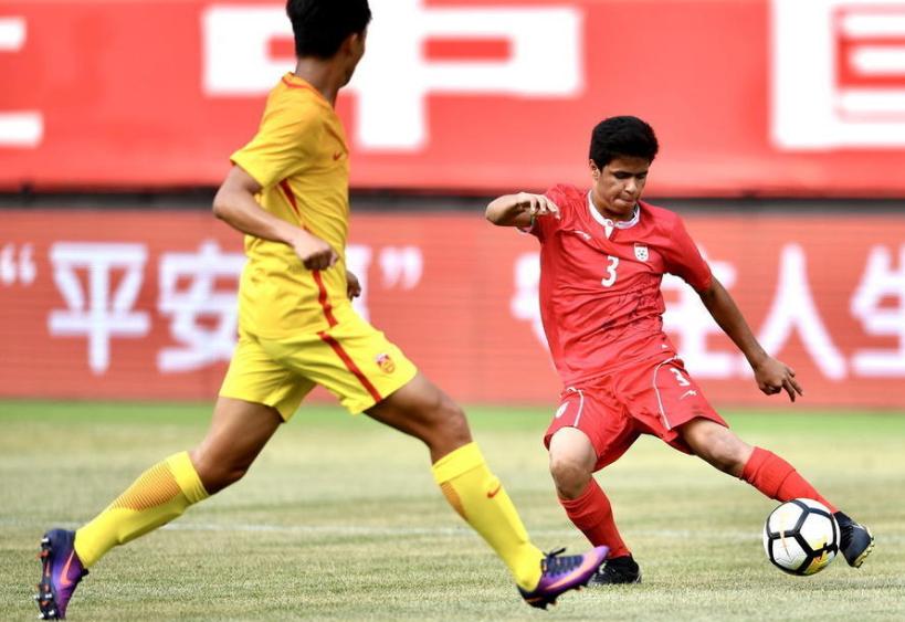 U17惨败暴露中国球员顽疾 前国足主帅对此束手无策