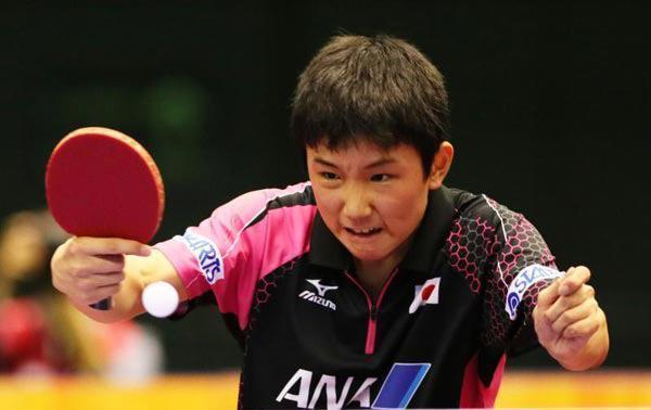 国乒又添大敌!张本智和10岁妹妹夺全日本冠军,进日本队对抗国乒