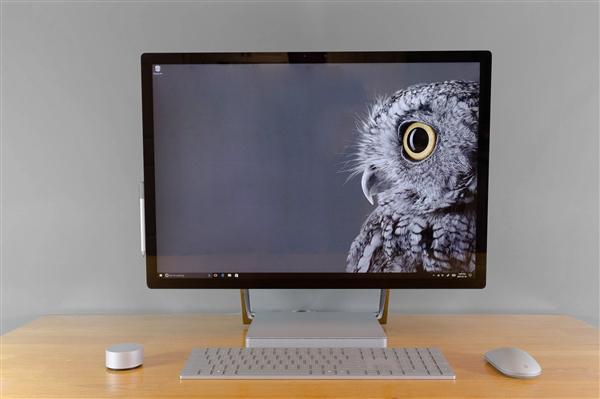 Windows 10 4月更新搞坏Surface Studio:键盘鼠标僵死