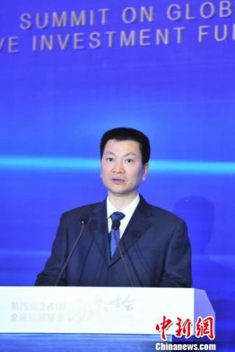 杭州市委常委、常务副市长戴建平 张茵 摄