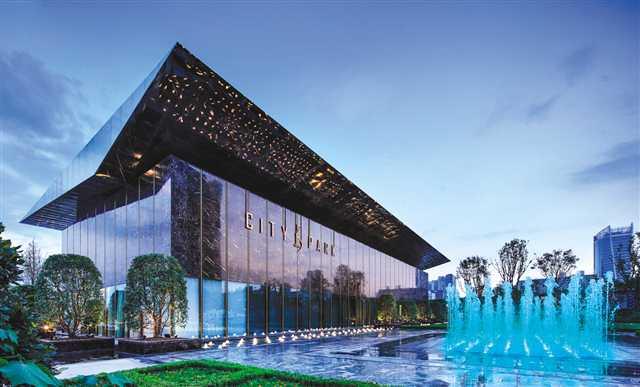 aoe事建组操刀重庆项目摘得两项世界建筑设计设计师分享会图片