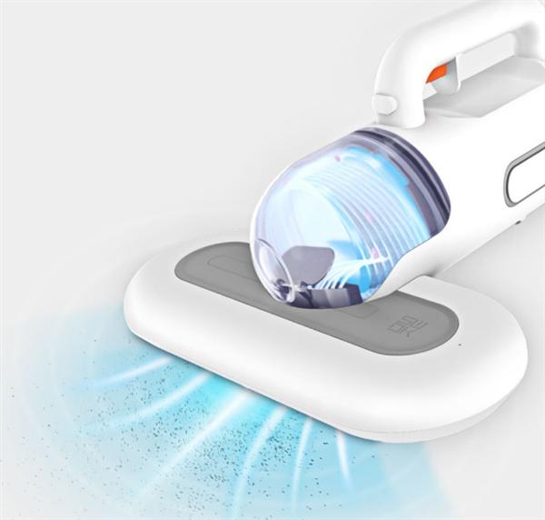 小米众筹无线手持除螨吸尘器发布:299元/5分钟紫外杀菌