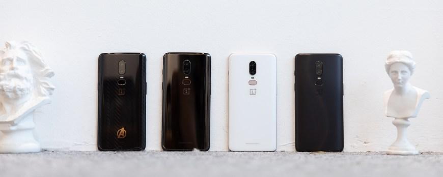 一加手机6给我们的最大惊喜,居然是造型