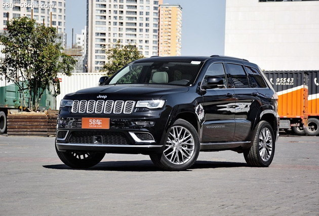 关税下调 Jeep大切诺基售价下调6.5万