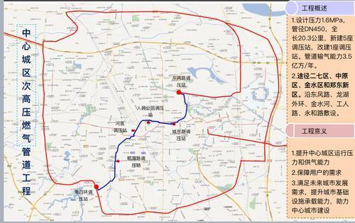 郑州首条中心城区次高压燃气管道将开建 改善供气不足状况-郑州市疏通下水道,大型雨污水管道疏通清淤,化粪池清理.