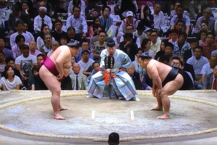 看了这个就明白为何日本相扑是所有格斗比赛中对体重要求最苛刻的