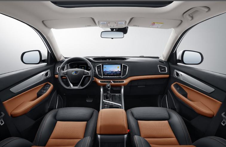 吉利新款远景SUV将6月1日上市 新增1.4T动力