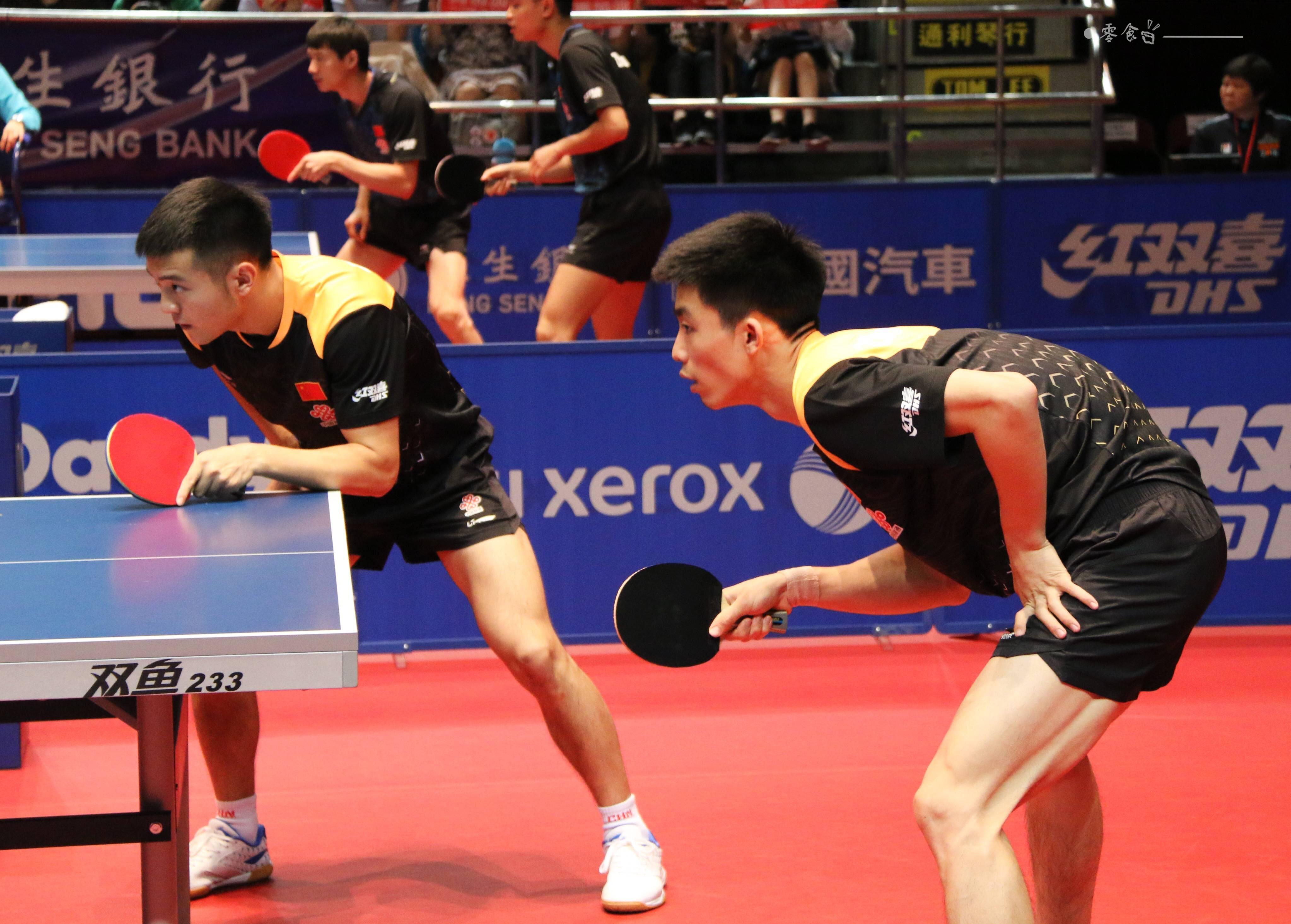 国乒溃败!中国男乒5人被淘汰仅1将晋级 国乒3将负韩国日本遭禁赛