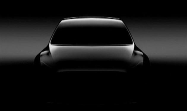 特斯拉Model Y 将于2019年3月15日亮相