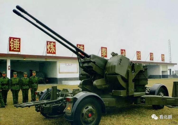 解放军新式35毫米高炮 一门顶三四门37炮!