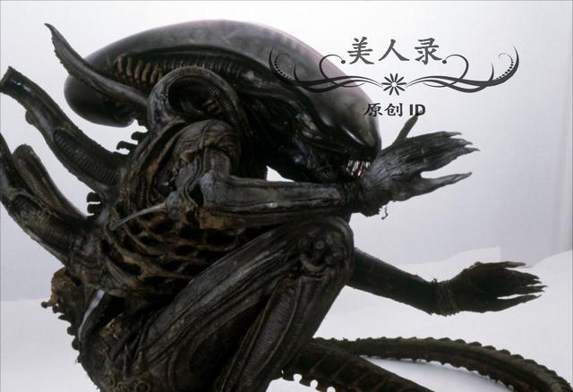 在太空中,没有人能听到你的尖叫,《异形》系列电影