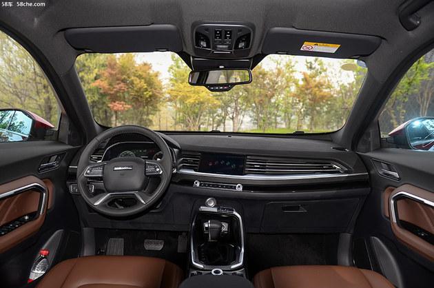 哈弗H6新车型正式上市 售13.50-14.20万元