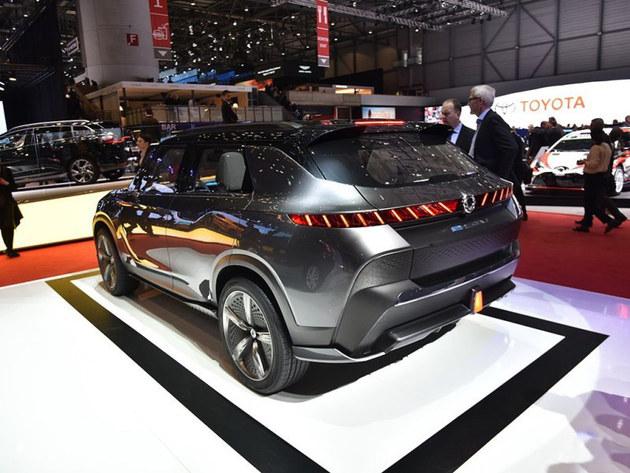 双龙电动SUV车型2020年面世概念车造型_凤凰彩票是真的吗