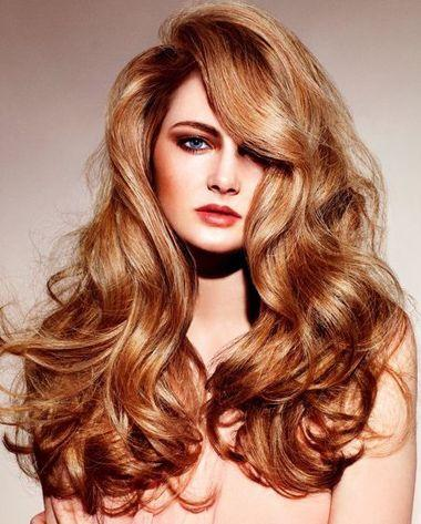 11款发型a发型的图片v发型女生!挑发型染头发波浪女图片