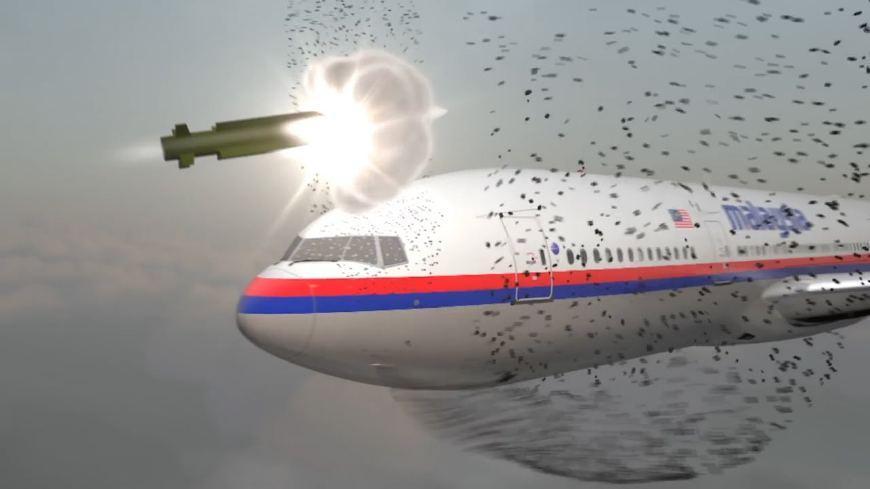 """国际调查组是怎么认定""""俄导弹击落马航MH17""""?"""