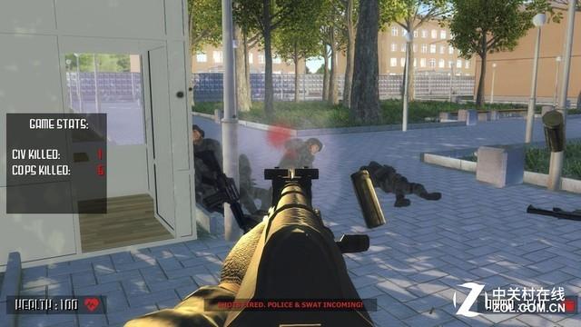 顶风作案 校园射击游戏上Steam惹怒众人