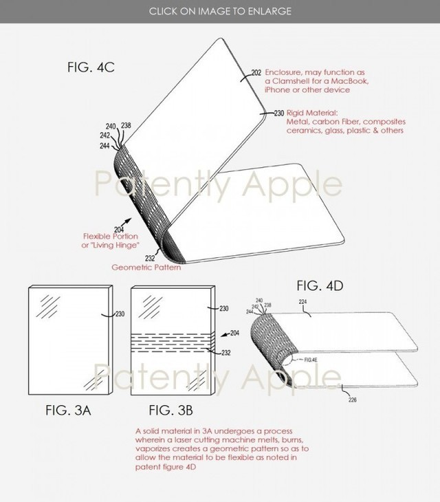 苹果正在开发新型MacBook 铰链 更轻便
