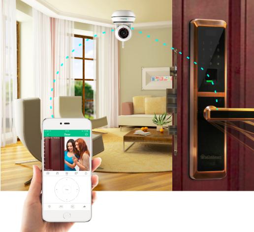 智慧家庭如何选全自动智能锁和半自动智能锁