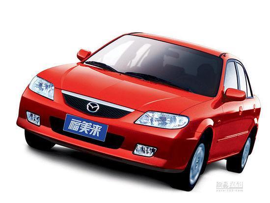 第一代福美来以马自达323为前身,于2002年上市