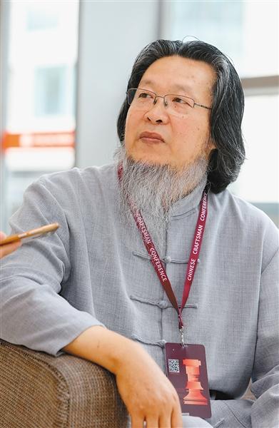 张树珉: 工匠精神就是要一点一点去做