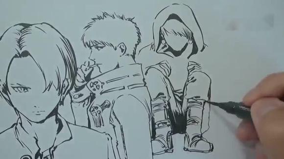 日本漫画家 动漫人物绘画 了解一下