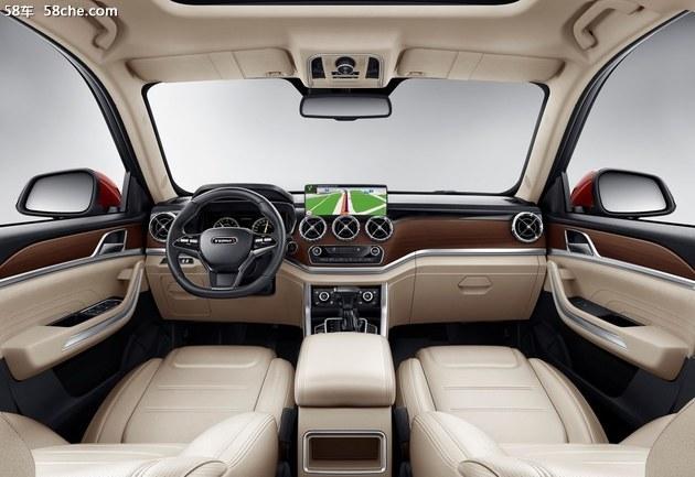 新款野马T80将推入门版车型 6月6日上市