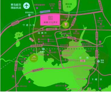 享受后期青岛市最高端配套三甲医院,商业中心,会展中心,奥体中心等等.