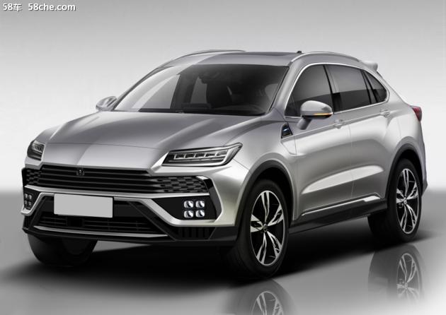幻速X系列全新SUV官图 将于6月6日亮相