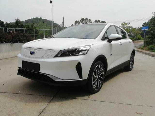 吉利将推全新纯电动SUV,续航可达460km,外观极具科技感