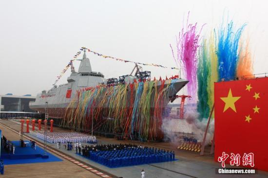 国防部谈中国航母发展 回应中美两军关系等热点