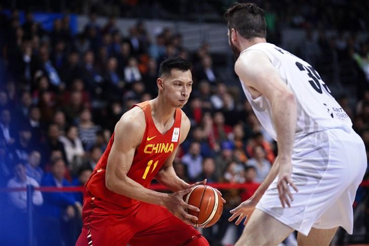 FIBA世预赛亚洲老将榜:易建联领衔 布拉切哈达迪在列