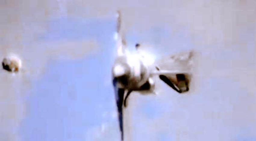 俄飞船太空遭遇离奇事件, 疑似外星飞船拦截, 看
